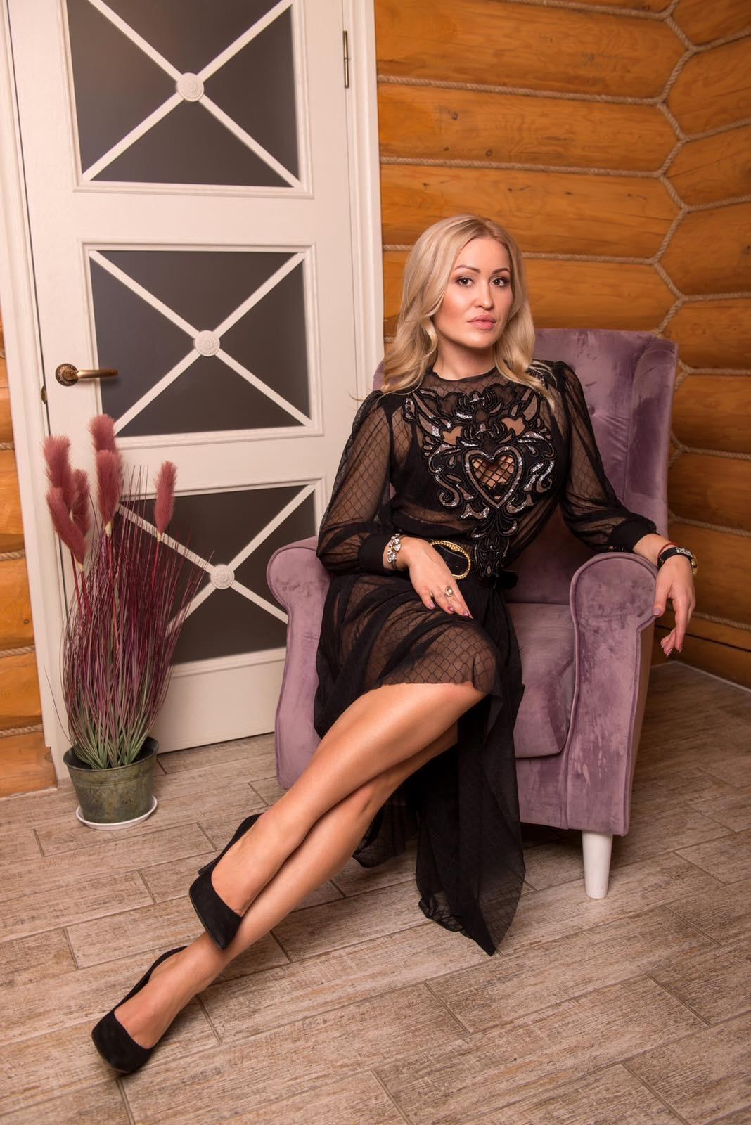 Viktorija ID 180 37 y.o. - Marriage agency Milana