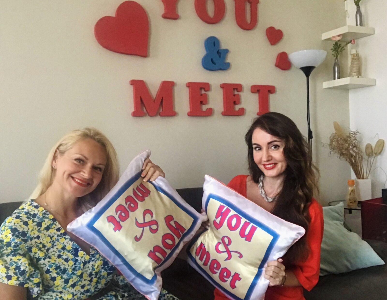 """Заміж за італійця. Знайомство з нашими італійськими партнерами шлюбною агенцією """"You and Meet"""", Мілан, Італія"""